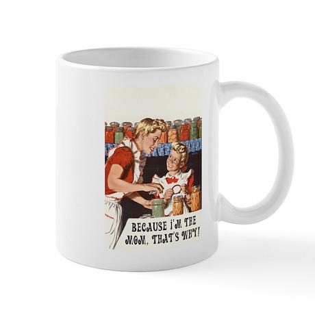 Vintage Mom Mug