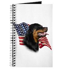 Rottweiler Flag Journal
