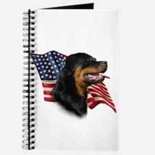 Rottweiler Flag Journal