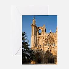 Former St Nicholas Cathedralafa Pash Greeting Card