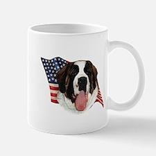 Saint Bernard Flag Mug