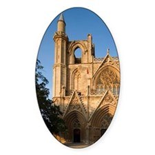 Former St Nicholas Cathedralafa Pas Decal