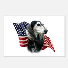 Saluki Flag Postcards (Package of 8)