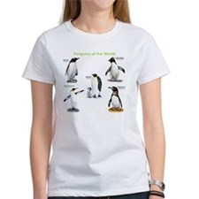 Penguins of the World Tee