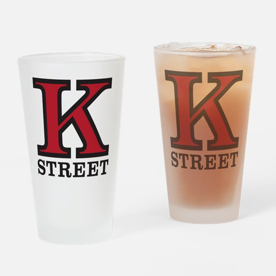 99% Kst_5 Drinking Glass