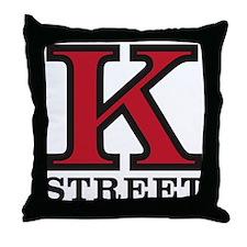 99% Kst_5 Throw Pillow