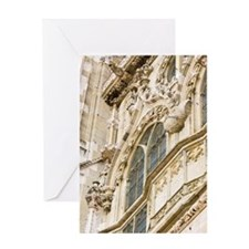 Dom St. Peter cathedral, exterior de Greeting Card
