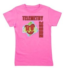 Telemetry Nurse Girl's Tee