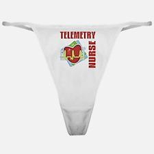 Telemetry Nurse Classic Thong