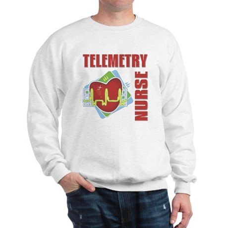 Telemetry Nurse Sweatshirt
