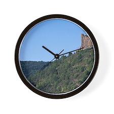 Germany, Rhineland-Palatinate, village  Wall Clock