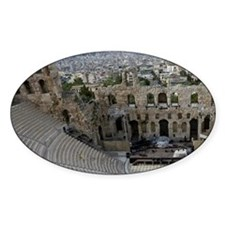 Acropolis. Ancient Theater of Herod Decal