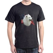 Samoyed Flag T-Shirt