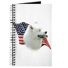 Samoyed Flag Journal