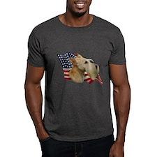Scotty(whtn) Flag T-Shirt