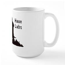 labrador hunting Mug