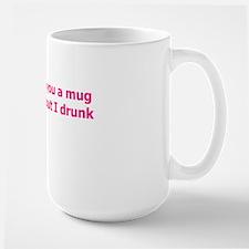 Hungry Face Mug Large Mug