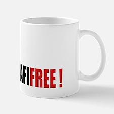 Victory Hand - Kadhafi free Mug
