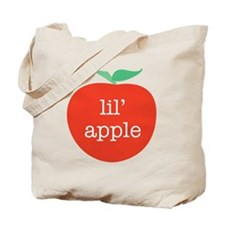 lilapple Tote Bag