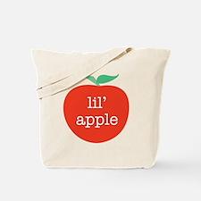 lilapple Tote Bag