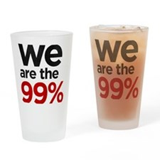 we99 shirt big Drinking Glass