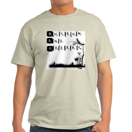 RAPShirtTemplate Light T-Shirt