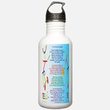 Ive Got Courage 1117 F Water Bottle