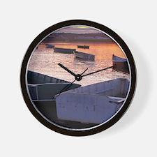 coast8 Wall Clock