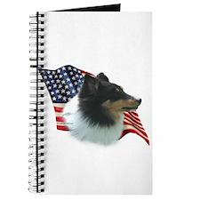 Shetie(tri) Flag Journal