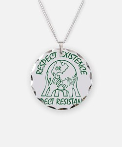 Respect Existence Necklace
