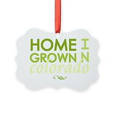 Home grown colorado light Ornament