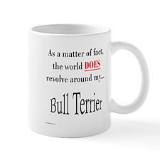 Bull Terrier World Mug