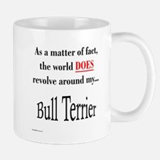 Bull Terrier World Mug