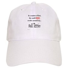 Bull Terrier World Baseball Baseball Cap