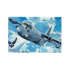 Air Force AC-130 Spectre Rectangle Magnet