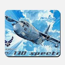 Air Force AC-130 Spectre Mousepad