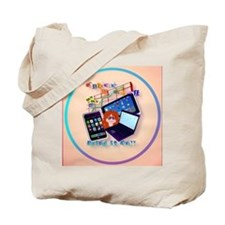 circle Cyber Monday-Bring It On Tote Bag