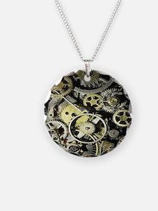 GearsFlpFlopII Necklace