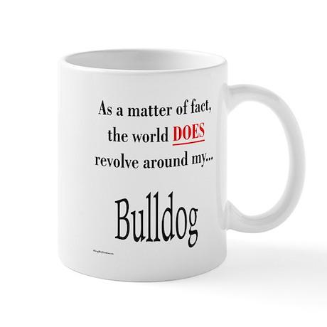 Bulldog World Mug