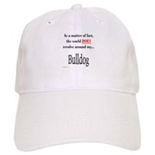 Bulldog World Baseball Baseball Cap