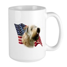 Wheaten Flag Mug