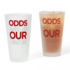 Odds KO Drinking Glass