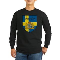 SwedenSHIELD Long Sleeve T-Shirt