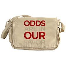 Odds KO Messenger Bag