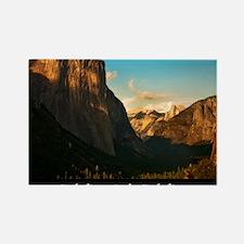 Yosemite_1327_HIGHFIVEGOD_16x20 p Rectangle Magnet