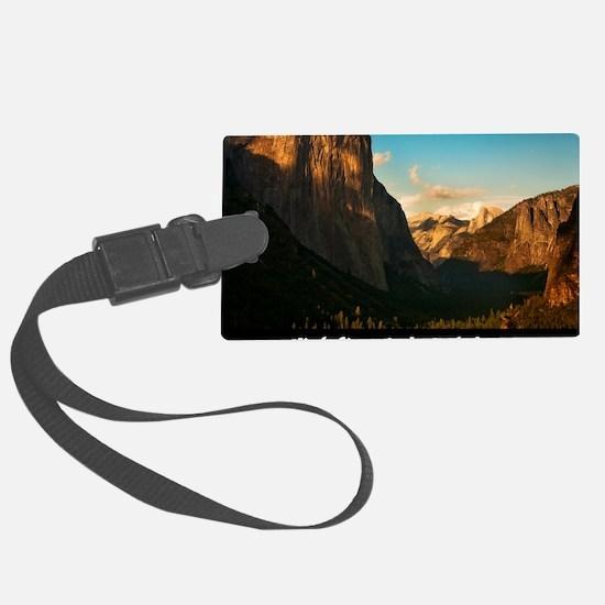 Yosemite_1327_HIGHFIVEGOD_16x20  Luggage Tag
