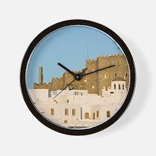 Hora: Monastery of St. John the Theolog Wall Clock