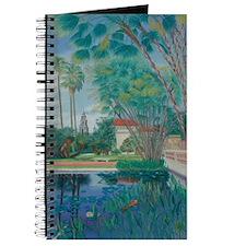 Balboa Park Pond b shirt Journal