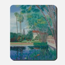 Balboa Park Pond b shirt Mousepad