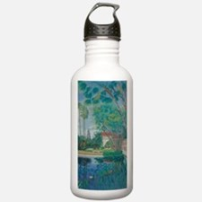 Balboa Park Pond b shi Sports Water Bottle